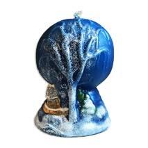 Свічка новорічна куля, 250 грам