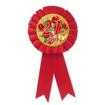 """Медаль ювілейна жіноча """" 21 рік """". Медалі для проведення конкурсів"""