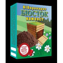 Биопрепарат «БИОСТОК + компост» 100 грамм