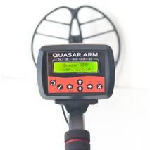 Новинка! Металлоискатель Квазар АРМ/Quasar ARM корпус gainta 1910 c FM трансмиттером и регулятором тока ТХ