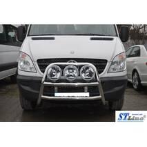 Кенгурятник высокий WT018 (нерж.) - Mercedes Sprinter 2006-2018 гг. купить в Хмельницком