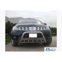 Кенгурятник WT004 (нерж.) - Nissan Murano 2008-2014 гг. купить в Чернигове