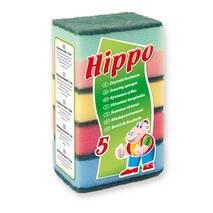 Кухонні губки Hippo 5 шт, Польща