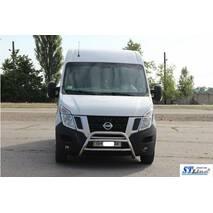 Кенгурятник WT022 (нерж.) - Nissan NV400 2010+ гг. купить в Черкассах