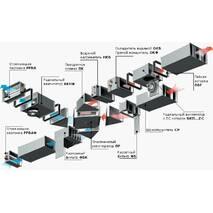 Энергосберегающие канальные установки Х-VENT