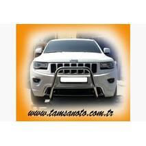 Кенгурятник WT005 - Jeep Grand Cherokee WK2 2010+ гг. купить в Николаеве