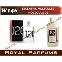 """Жіночі духи на розлив Royal Parfums  Escentric Molecules """"Molecule 02""""  №146   50мл"""