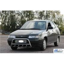 Кенгурятник WT003 42 мм (нерж.) - ВАЗ 2110-21115 купить в Ужгороде