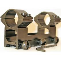 Крепление оптического прицела моноблок Weawer (d 25.4 мм)