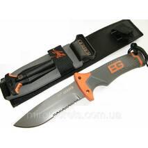 Нож с огнивом Gerber Ultimate Fixed Blade, серейтор (Bear Grylls)
