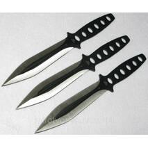 Комплект метальних ножів  Stainless