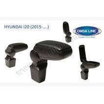 Подлокотник (черный) для Hyundai I-20 2014-2018 гг. купить в Хмельницком