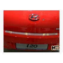 Hyundai I30 HB 2007-2011 накладка на задний бампер Натанико купить в Киеве