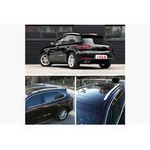 Рейлинги (2 шт.) - Porsche Macan 2014+ гг. купить в Ровно