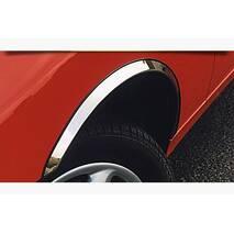 Volkswagen Caddy 2004-2010 гг. накладки на арки (нерж.) короткая база, 1 сдвижная дверь купить в Одессе