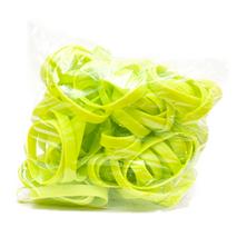 Силиконовые браслеты оптом, упаковка 100 шт. купить недорого