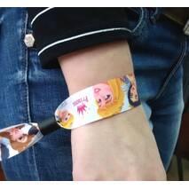 Тканый браслет WOVEN-20-satin, ширина 20 мм купить в Украине