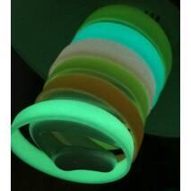 Силиконовые браслеты НЕОН, упаковка 100 шт. купить в Украине