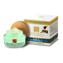 Крем з медом і оливковою олією Health & Beauty Olive Oil & Honey Cream 50 мл.