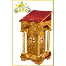 Аналой бічний карбування (3 хрести)