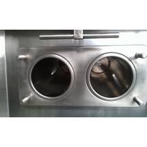 Фризер для производства мягкого мороженого RB 3122AР (с воздушной помпой), 35 литров в час.