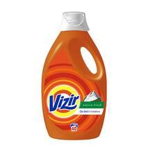 Гель для прання Vizir для білих і кольорових тканин Альпійська свіжість 2,6 л 40 прань