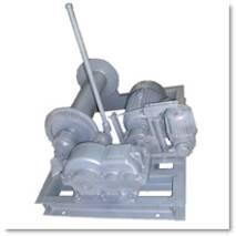 Лебёдка электрическая ЛЭП-2-150