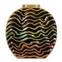Керамічна ваза Хвиля