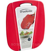 Дошка складається для готування Foldable Cutting Board Medium Red
