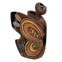 Статуэтка керамическая Мотылек