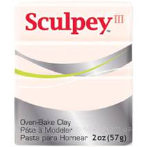 Полимерная глина Sculpey III 57 г Beige (715891110935)