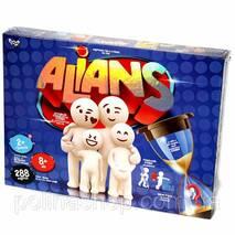 """Настільна розважальна гра ALN - 01 """"Alians"""" (укр.)"""