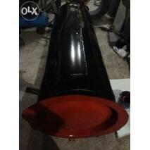 Бак из черного металла 600 л купить в Житомире