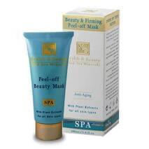 Маска-пленка  Health & Beauty для красоты и упругости кожи лица  Health & Beauty Peel-Off Beauty Mask 100 мл.