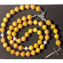 Четки розарий натуральный янтарь