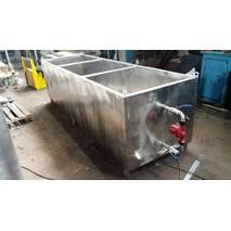 Пастеризационные ванны из нержавеющей стали.