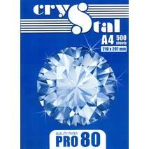 Бумага офисная Crystal PRO, А4, 80 г/м2, 500 л