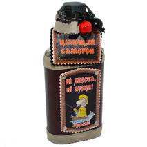 Декоративная бутылка 0,5 л. ДБ14