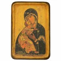 Икона Вышгородская Богородица ХII в.