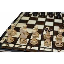 Шахматы (с росписью)