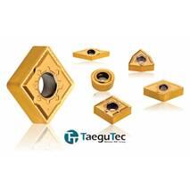 Сплави TaeguTec для обробки жароміцних сплавів (HRSA)