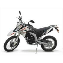 Мотоцикл - Loncin LX250GY-3 SX2 250 Black-White