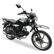 Мопед - Mustang MT125-8 (X) DINGO (125cm3) Black