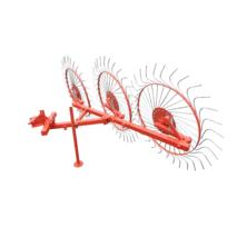 Грабли колесно-пальцевые «Солнышко» на 3 кольца