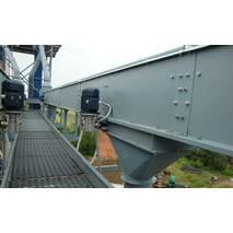 Chain conveyor with submerged scraper (type KS)