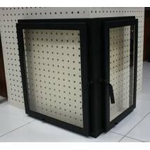 Дверцята для каміна під замовлення кутові купити в Дніпрі