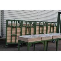 Комплект оборудования по выпуску резиновой плитки «TET MASSIVE» купить в Тернополе