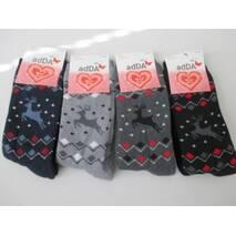 Турецкие шерстяные носки для женщин.