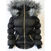 Зимові куртки з капюшоном