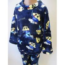 Махрові піжами для хлопчиків на зиму.